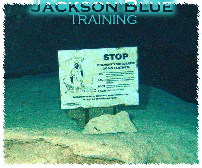 Jackson Blue Training Photos